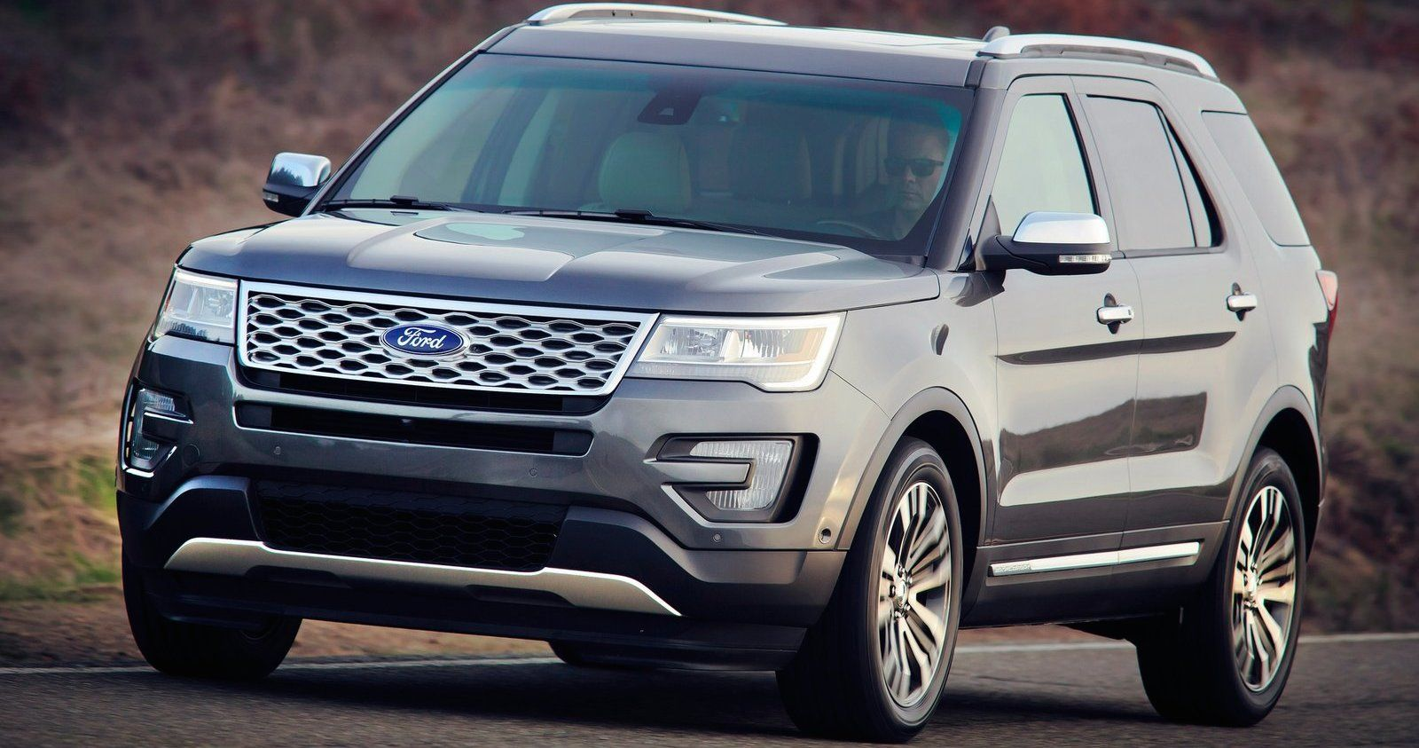 2016 ford explorer new look new technology for updated large suv http