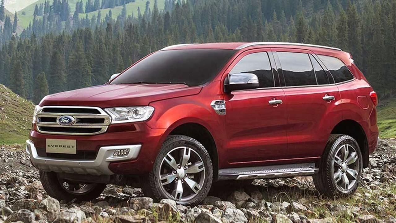 2018 Ford Everest Tail Light Image Best Car Release News For
