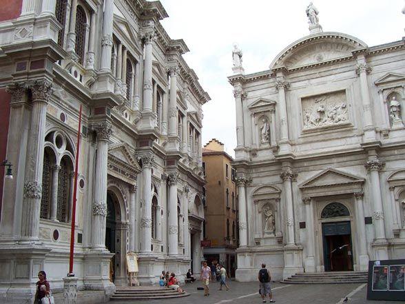 Scuola Grande di San Rocco, Veneza