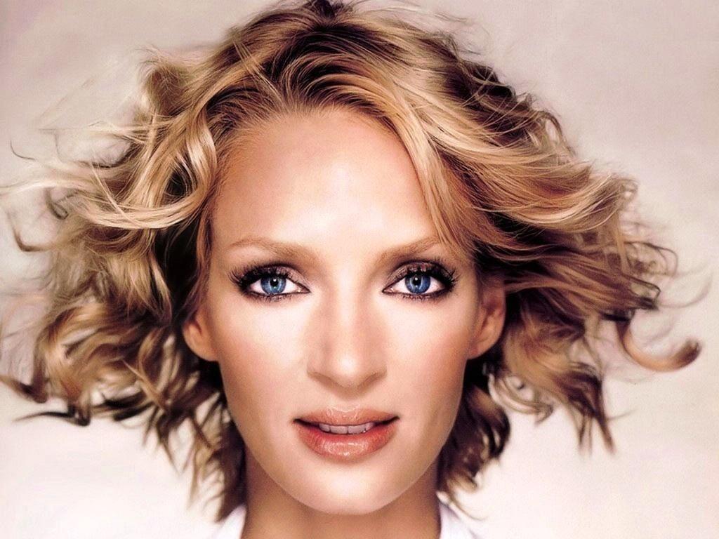 Http Cdn29 Us1 Fansshare Com Images Umathurman Wallpaper Uma Thurman Tv 581421704 Jpg Big Eyes Makeup Short Hair Styles