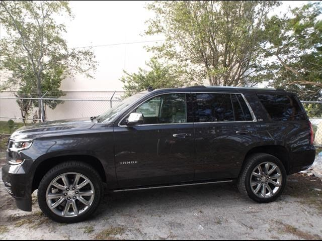 2015 Chevrolet Tahoe Ltz Chevrolet Tahoe Chevy Tahoe New Chevy