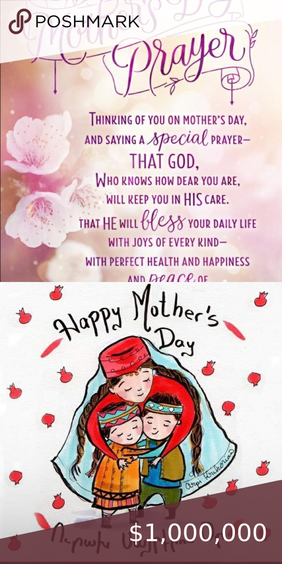 MOTHERS DAY 💕 in 2020 Mothers day, Special prayers, Day