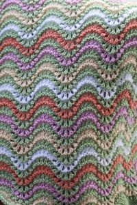 Free Pattern Cascade Yarns® - Knitted Blanket & Pillow ...