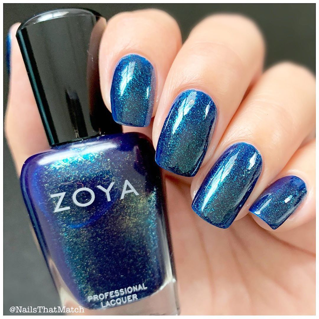 "2020 Christmas Zoya Nail Polish 💕Patricia💕 Daily Nails Inspo on Instagram: ""Christmas might have"