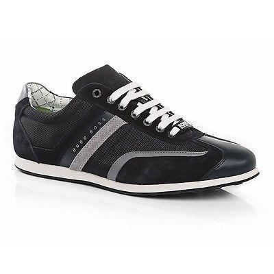 hugo boss stiven mens 50247608403 dark blue stylish shoes