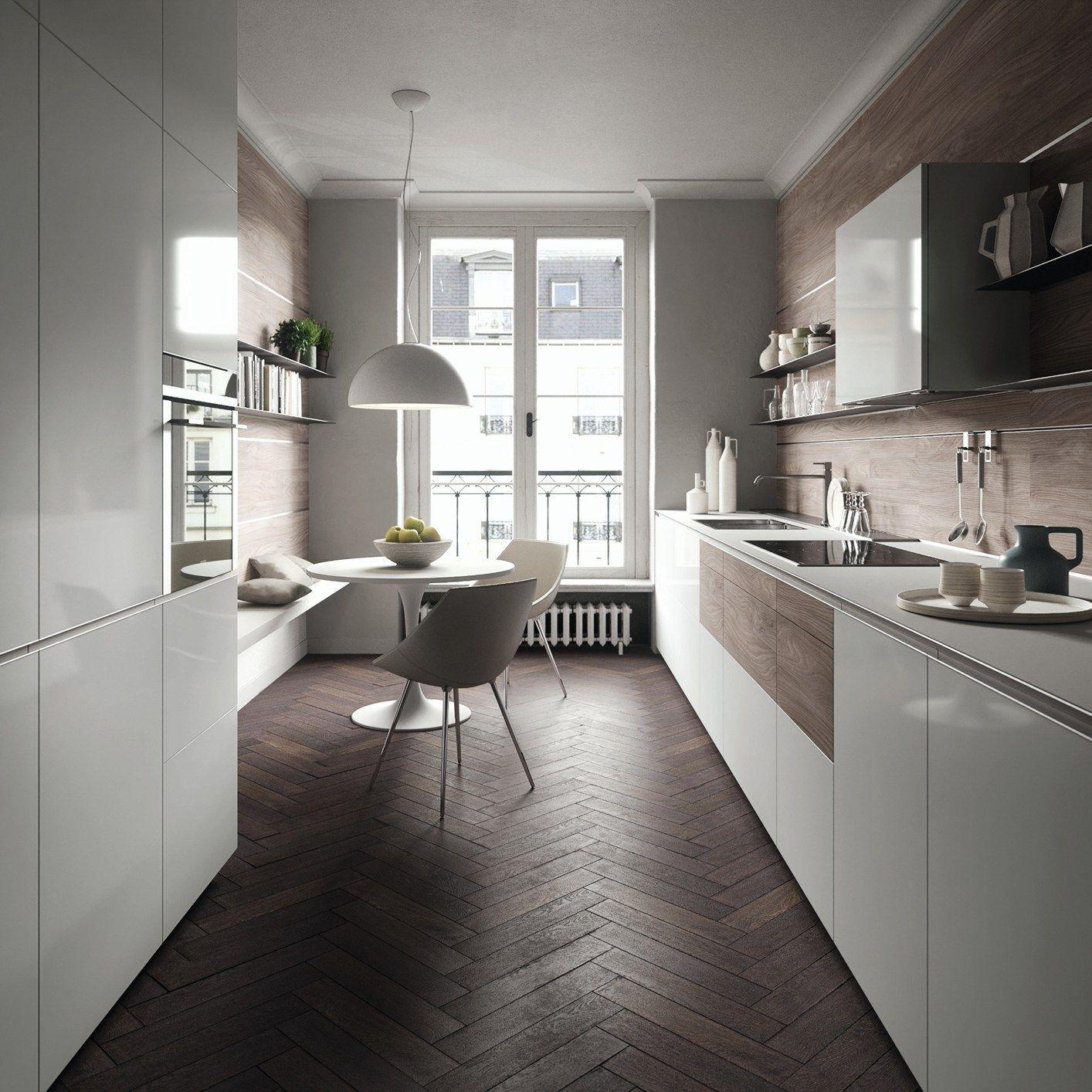 Opera3B + Valcucine Le lamine PVC Free rivestono la cucina ...