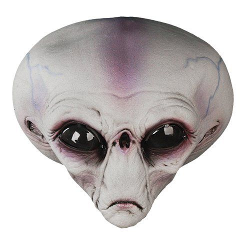 scariest halloween masks for men - Alien Halloween Masks