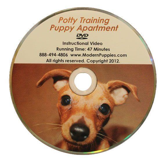 Ptpa Instructional Dvd Potty Training Puppy Potty Training Puppy Apartment Puppies