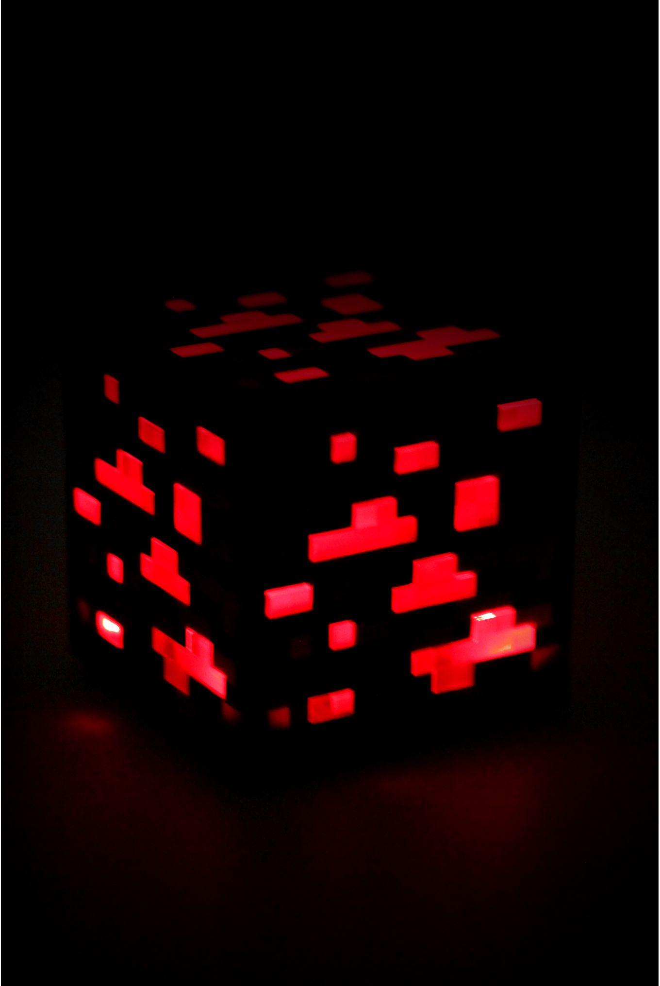 Hot topic redstone light up minecraft block Minecraft
