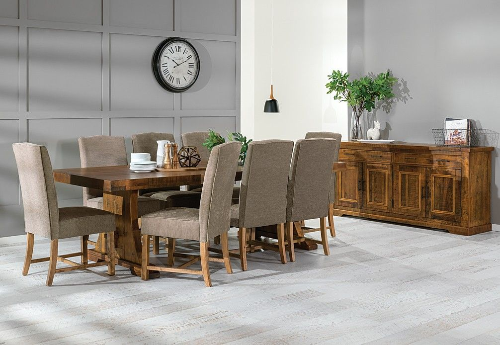 Napier 9 Piece Dining Suite | Super A Mart