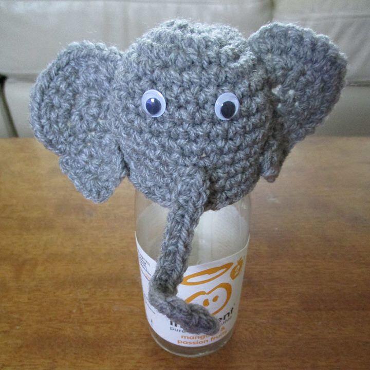 Innocent Smoothies Big Knit Hat Patterns Crochet Elephant Crochet