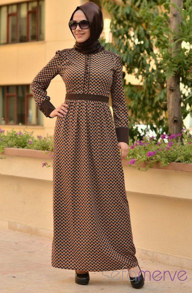 صور عبايات تركية 2014 صور موديلات عبايات تركية خليجية 2014 Fashion Design Clothes Hijab Fashion Muslimah Fashion