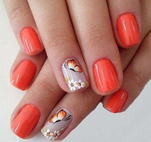 37 Cute Butterfly Nail Art Designs Ideas You Should Try – fashionetmag.com