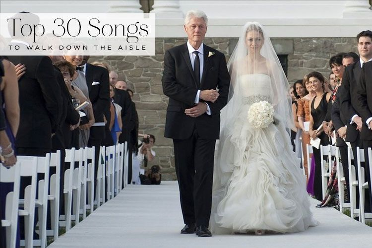Top 30 Songs To Walk Down The Aisle At A Jewish Wedding