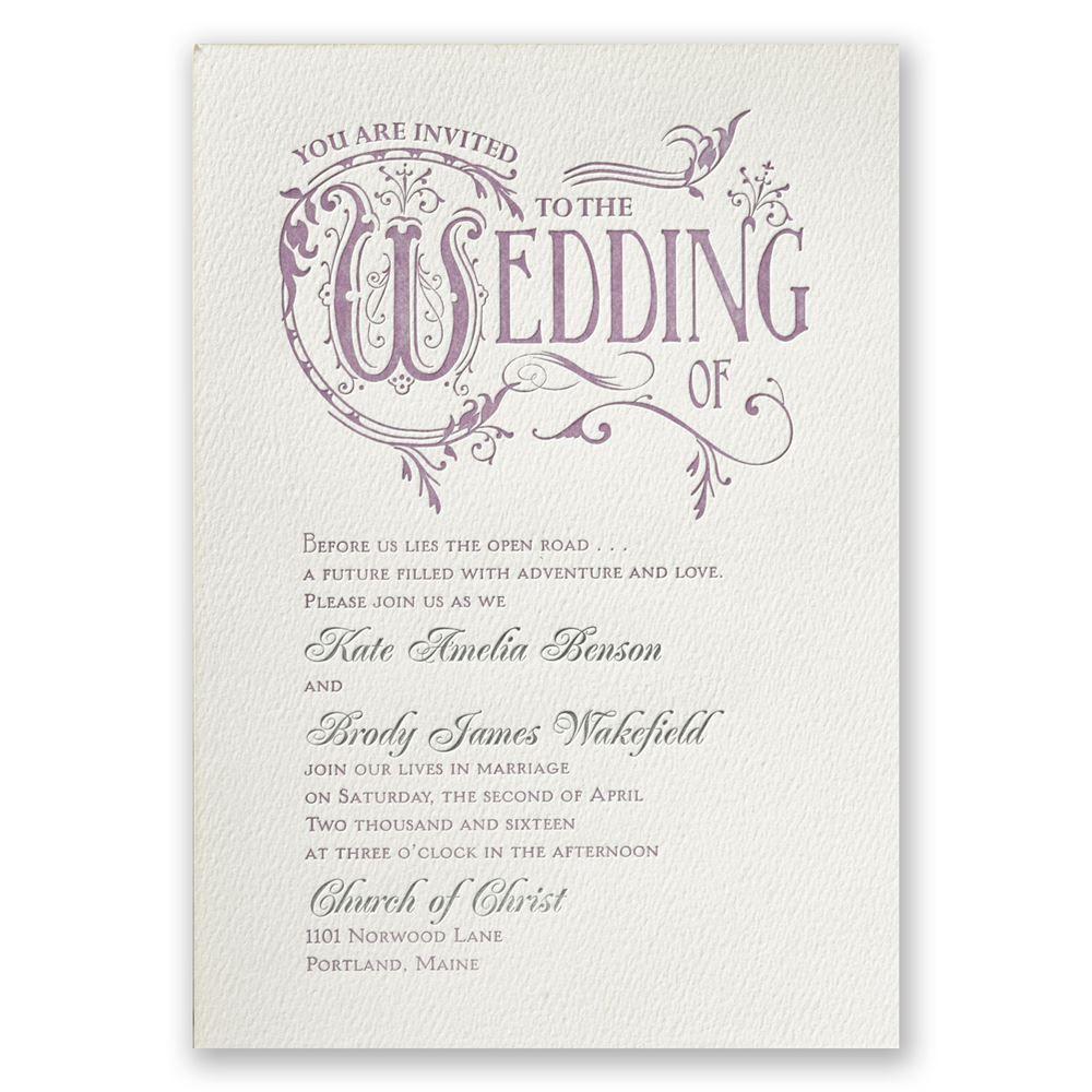 Tips For Choosing Fairytale Wedding Invitations Free More Silverlininginvitations