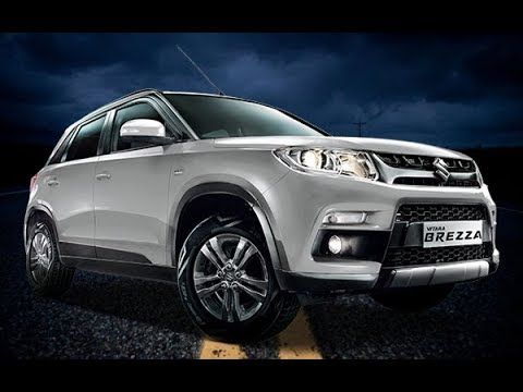 Indian No1 Saling Top Suv Car Maruti Suzuki Vitara Brezza Zdi