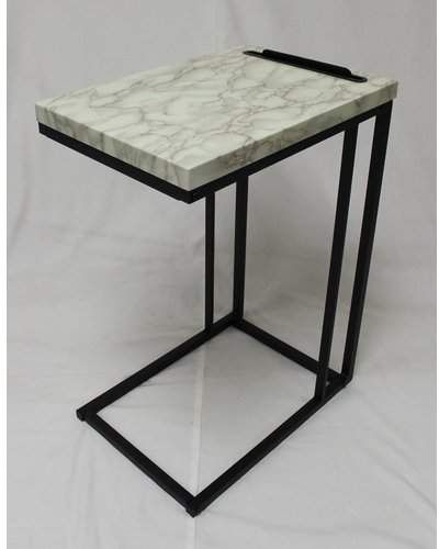 Wrought Studio Conklin Slide Under Sofa End Table Diy Sofa Table