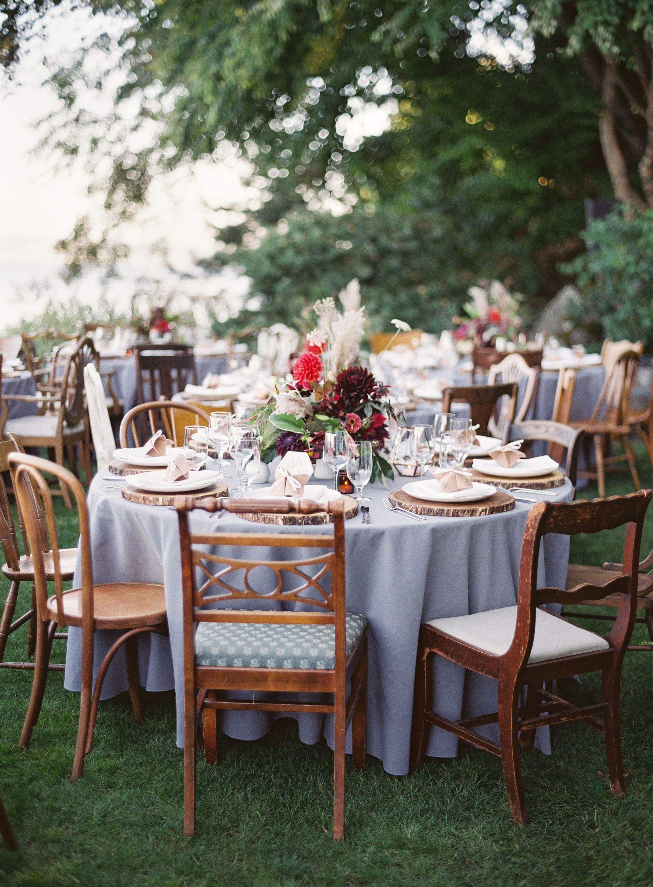 Rustic meets boho | Photography: Christine Clark