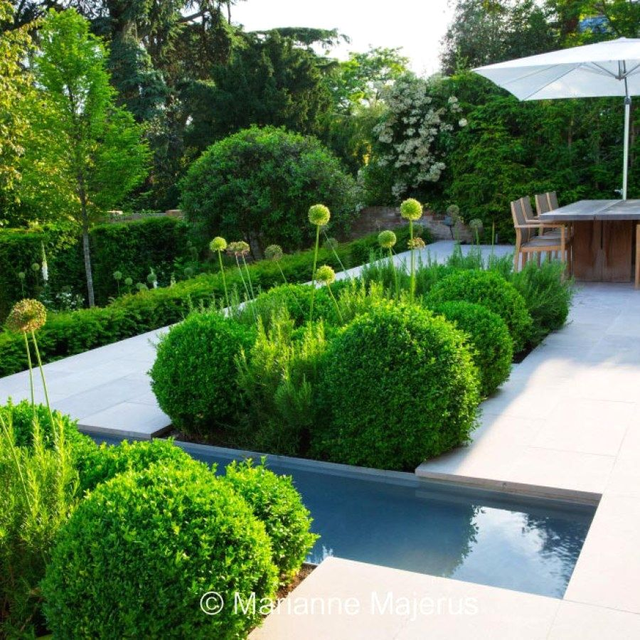 12 Awesome Garden Plans You Can Create To Complete Your Home | Formal Garden  Designs Design No. 4514S | #gardening #landscaping