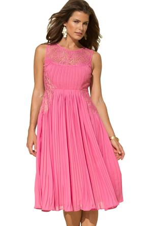 plus size dress pink | Wedding dress | Pinterest | Plus size ...