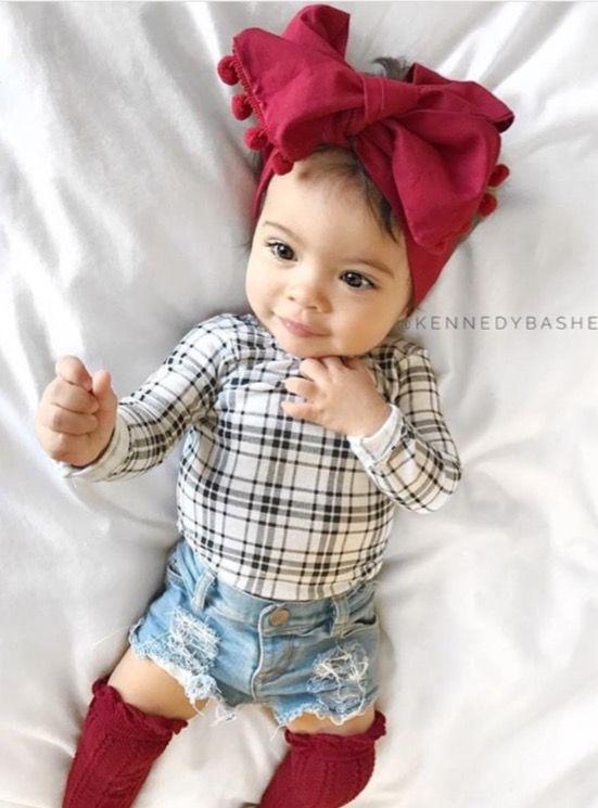 34d711814b060 Pinterest   abigailrippy03 Moda De Bebés Niña