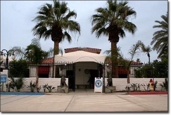 Tack Room Tavern California Coachella Valley Indio