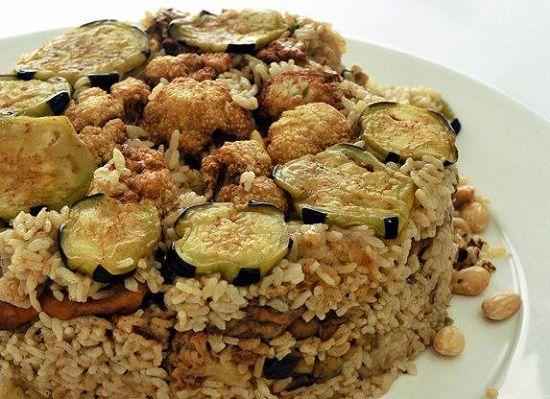 طريقة عمل مقلوبة الزهرة طريقة Cooking Recipes Recipes Cooking