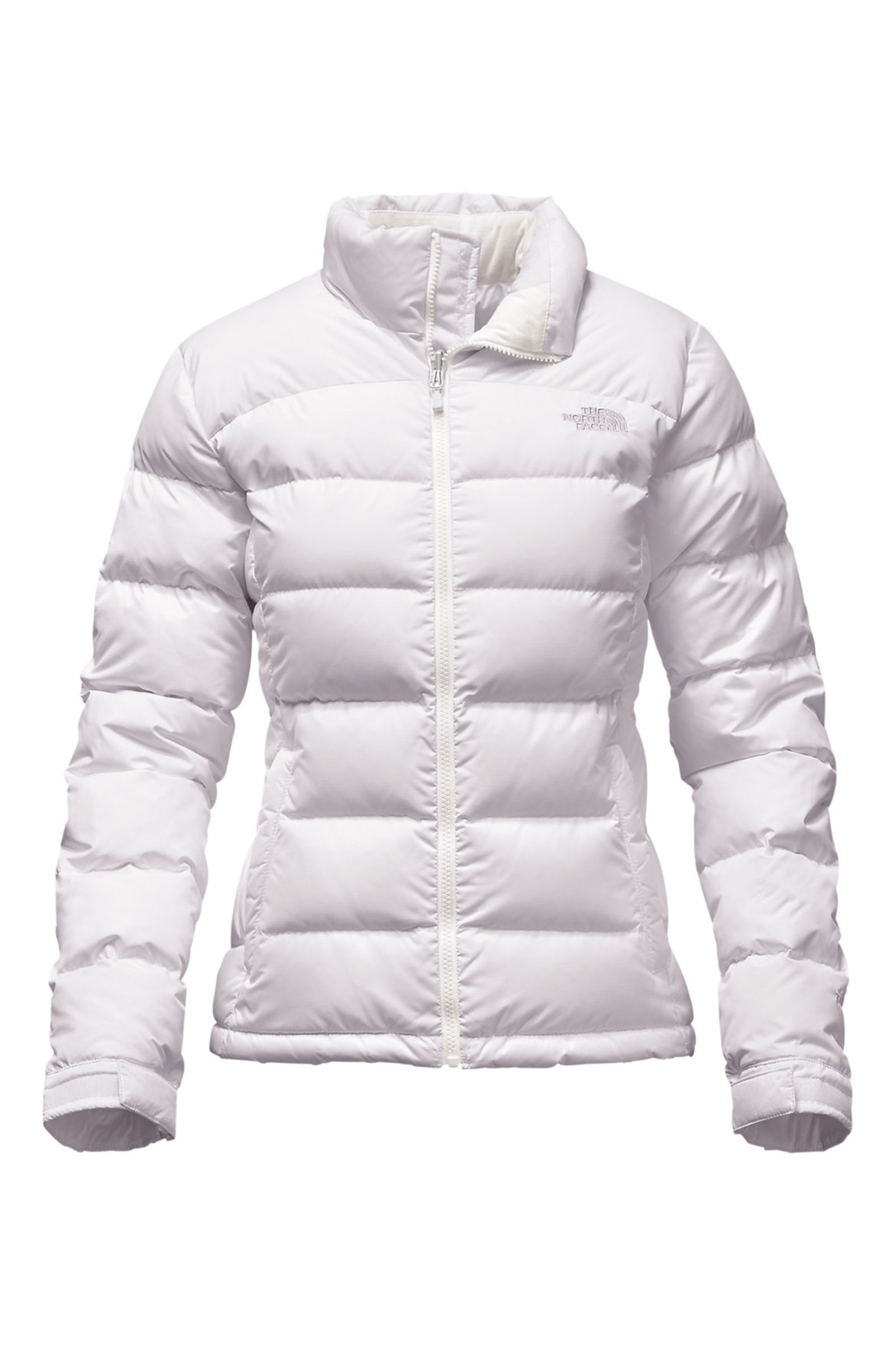 This Puffer Jacket Will Make You Feel Like Missy Elliot White North Face Jacket White Jacket Women North Face Women [ 2400 x 1600 Pixel ]