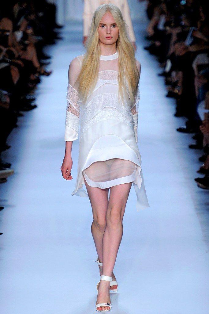Givenchy Spring 2012 Ready-to-Wear Fashion Show - Henrietta Hellberg (NEXT)