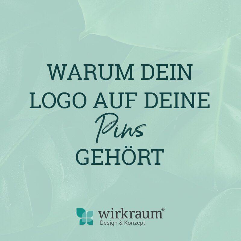 Du Hast Ein Logo Für Dein Business Und Setzt Es Auf Deinen