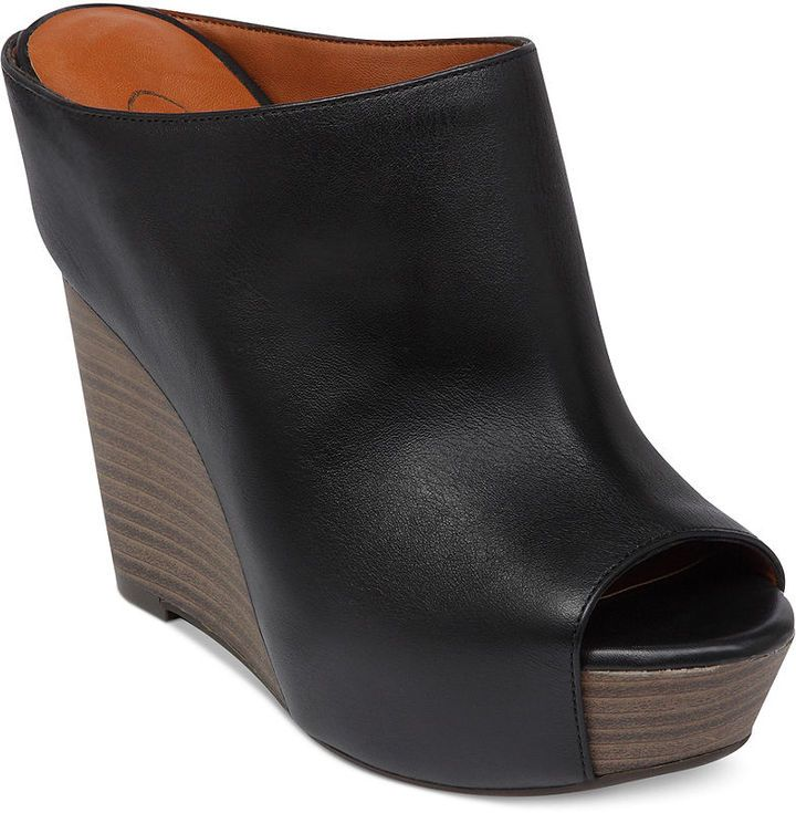 6c7edb31ff4ae Jessica Simpson Laurin Peep Toe Platform Mules on shopstyle.com ...
