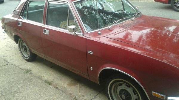 1973 Austin Marina 1.8 - $3,500 Northeast Philadelphia, PA #ForSale #Craigslist
