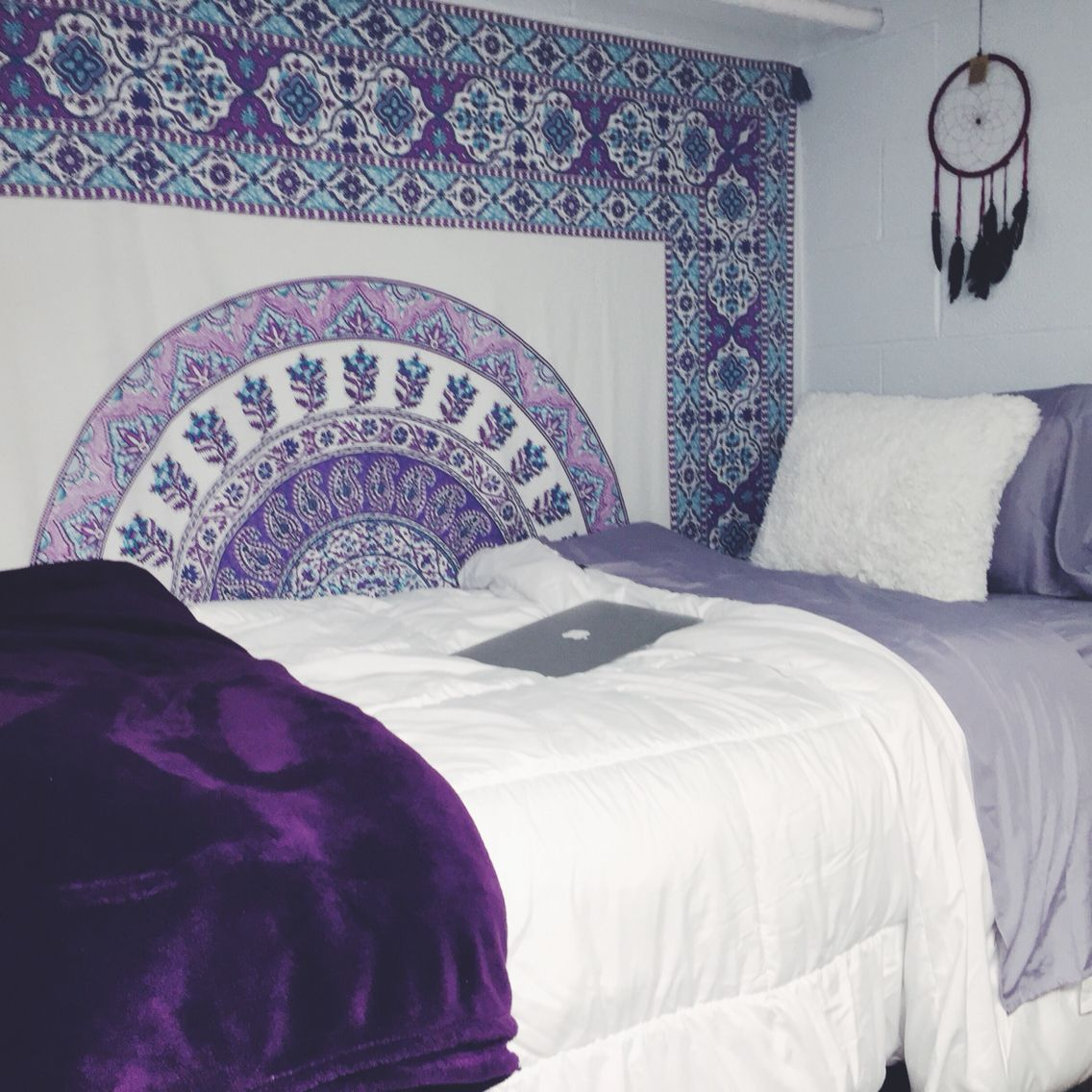 Bohemian Bedroom :: Beach Boho Chic :: Home Decor + Design :: Free Your  Wild :: See More Untamed Bedroom Style Inspiration Part 47