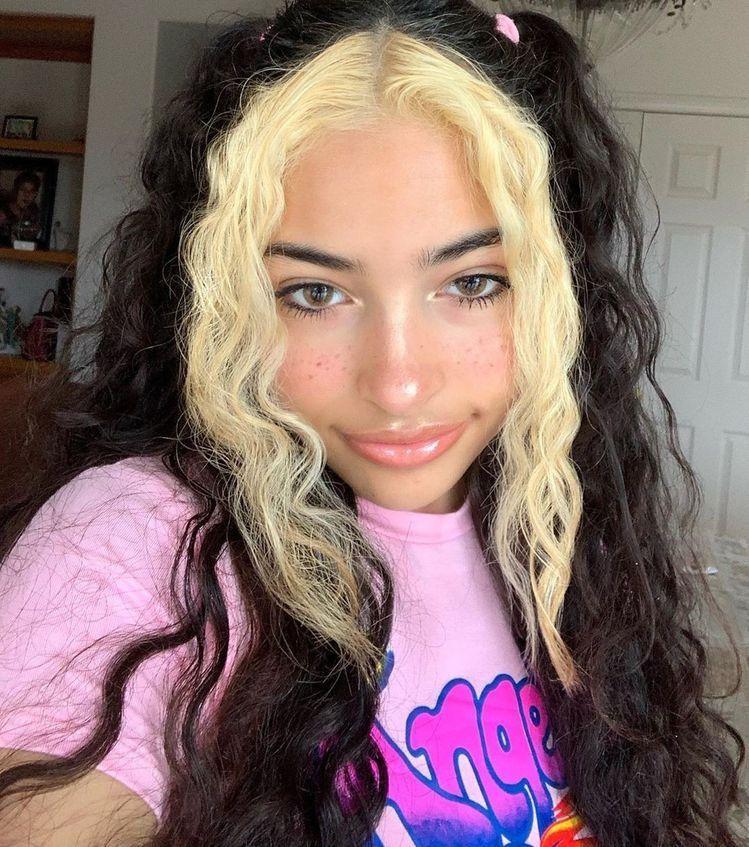 Pin By Orianny Figueroa On Aja Pues In 2020 Hair Streaks Front Hair Styles Hair Color Streaks