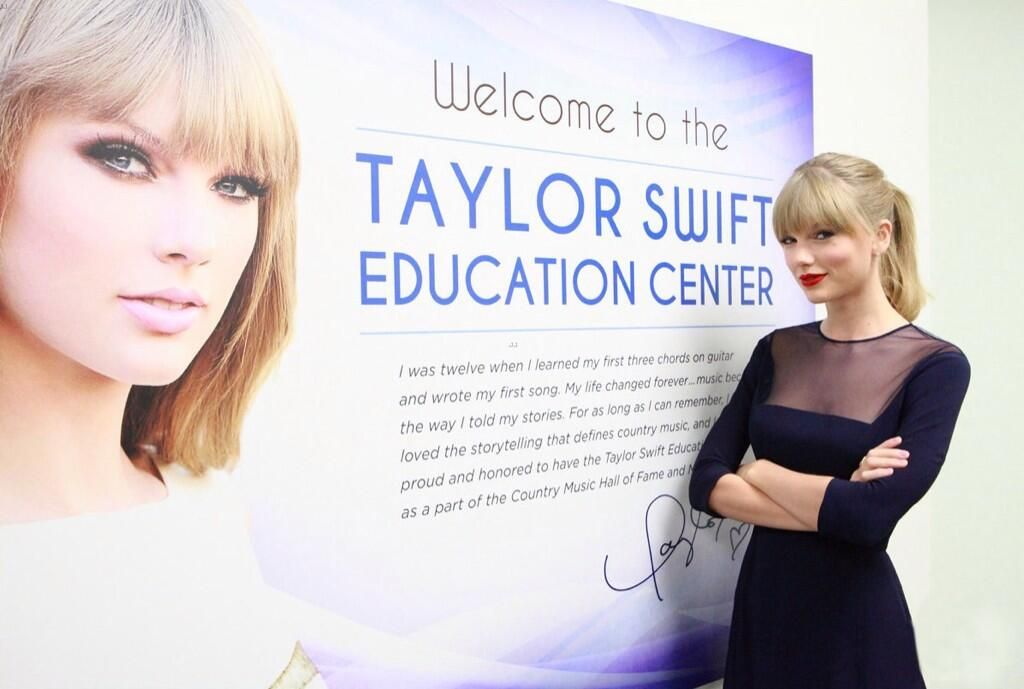 Taylor Swift Education center | Taylor Swift <3 | Pinterest | Taylor ...