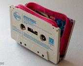 cassette wallets!