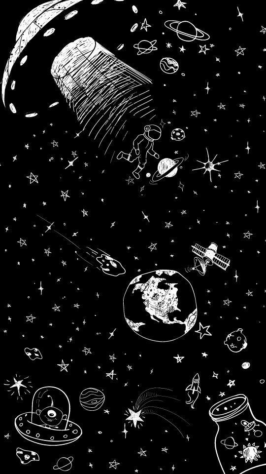 Wallpaper Galaxy Tumblr Papel De Parede Galaxia Tumblr Segue Ai