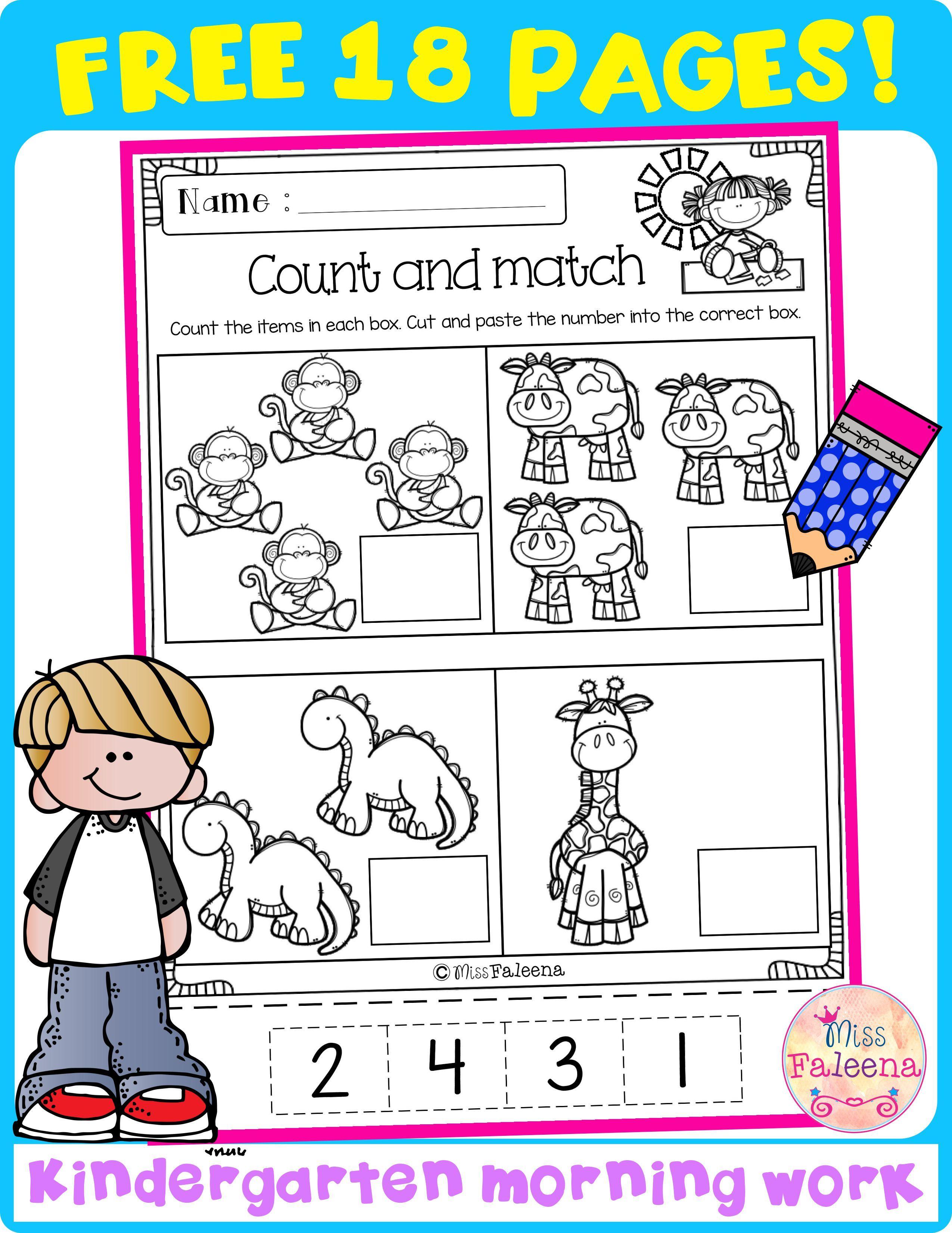 Pin On Kindergarten Math