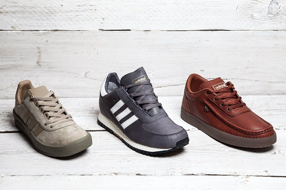 SpringSummer 2015: adidas Originals x SPEZIAL Sneaker