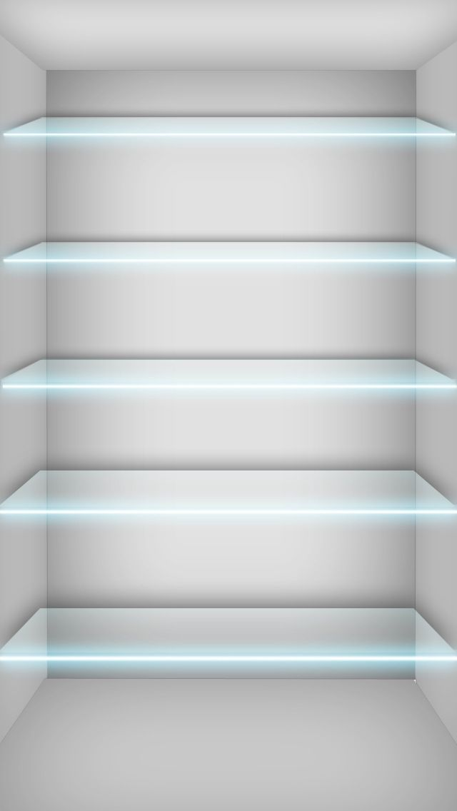 Exceptional Glass Shelves Wallpaper   Free IPhone Wallpapers | Wallpaper