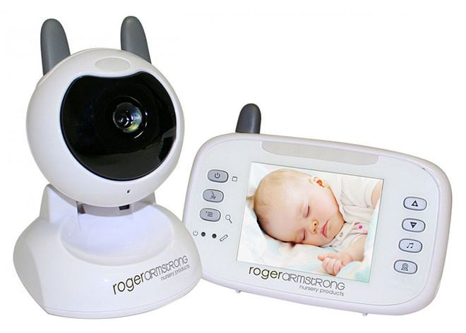 Always watching 6 video baby monitors (With images