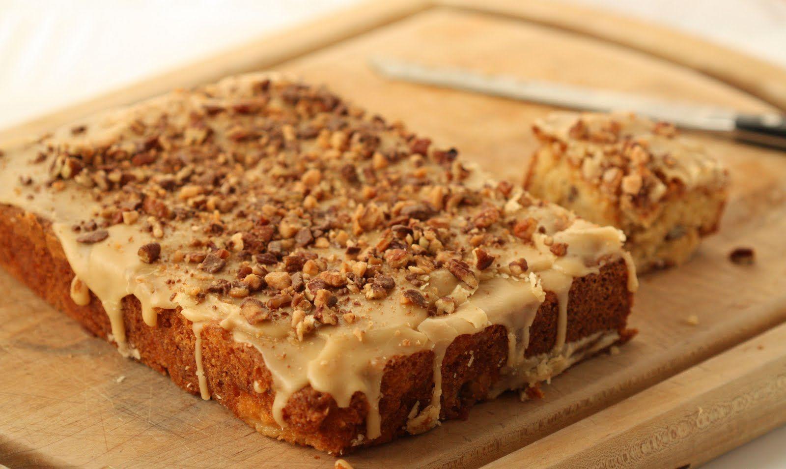 Half Baked: Apple-Butterscotch Blondies