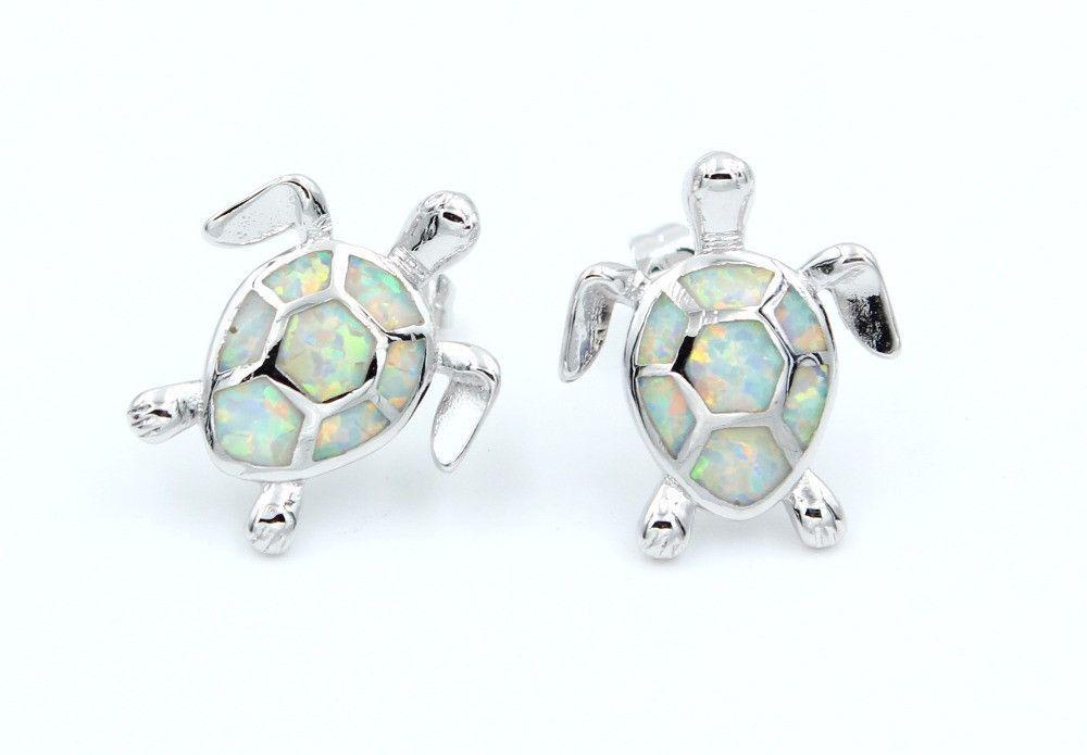 Cute Turtle Earrings Gold Animal Earrings Dainty Earrings Summer Earrings Boho Earrings Beach Earrings