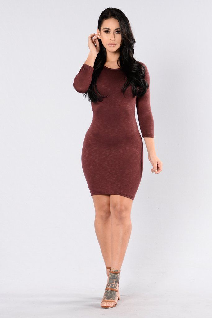 Fitted Sleeve Dresses