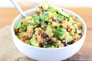 Quinoa Salad Bomb Recipe