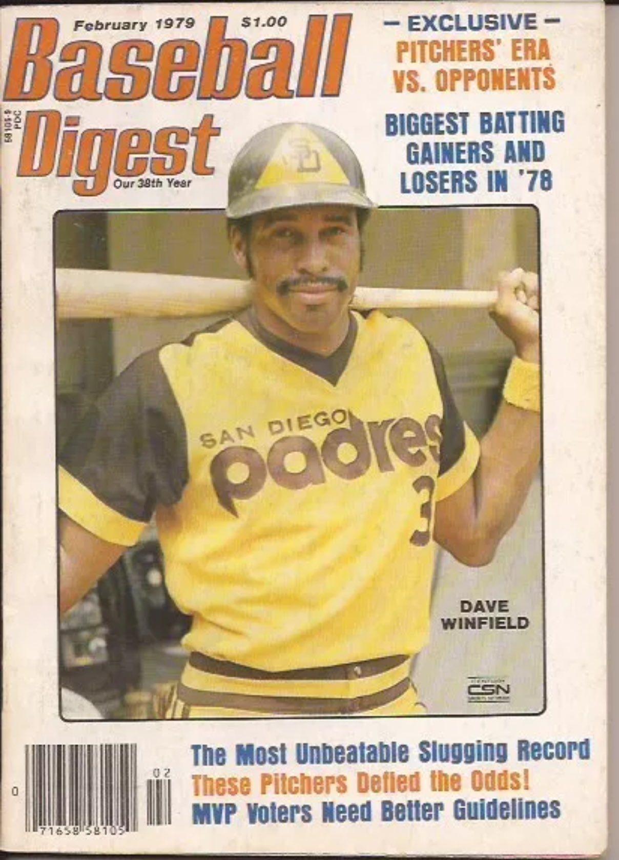 Super 70s Sports on Sports magazine, Baseball pitcher