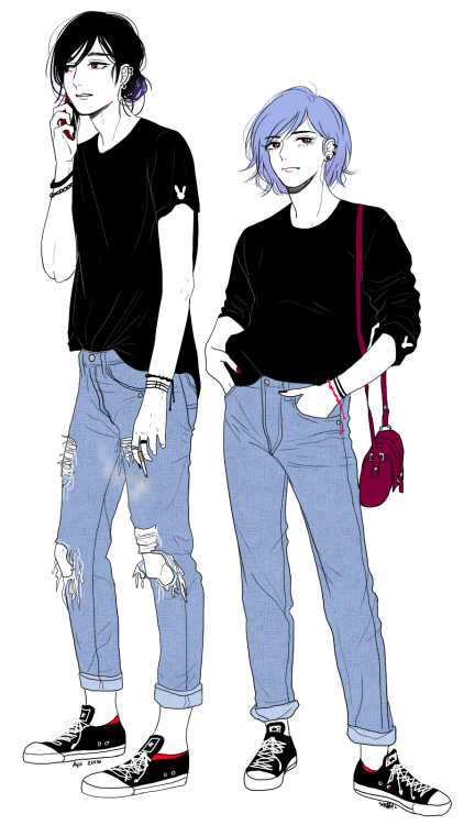 Manga · Rabbit siblings Touka and Ayato - Tokyo Ghoul