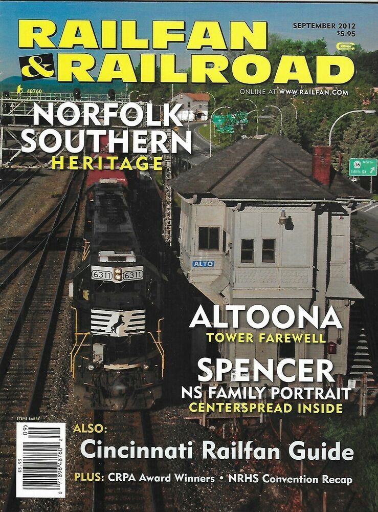 railfan and railroad magazine norfolk altoona spencer ns family portrait 2012 in 2020 altoona family portraits norfolk pinterest