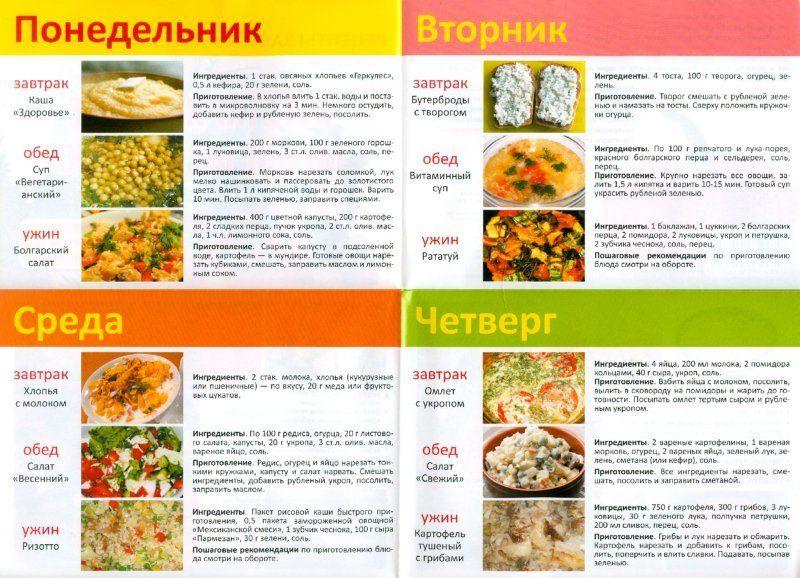 Пин от пользователя Anna Vasileva на доске План питания   Food, Food ... f014e4437ea