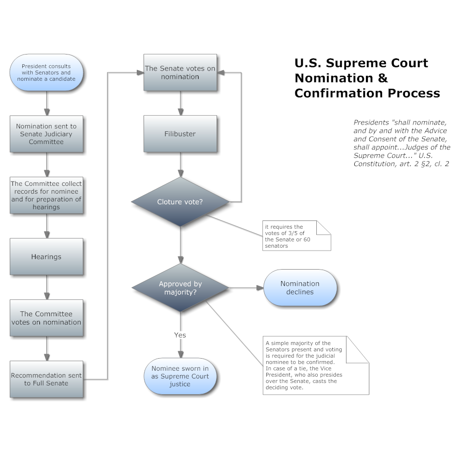 Flowchart example us supreme court nomination and confirmation swim diagram software get 100 process flow diagram 28 images 100 process diagram software software best free home swim diagram software get crossrail pooptronica